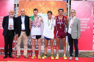 Campionati Italiani individuale Assoluti su Pista